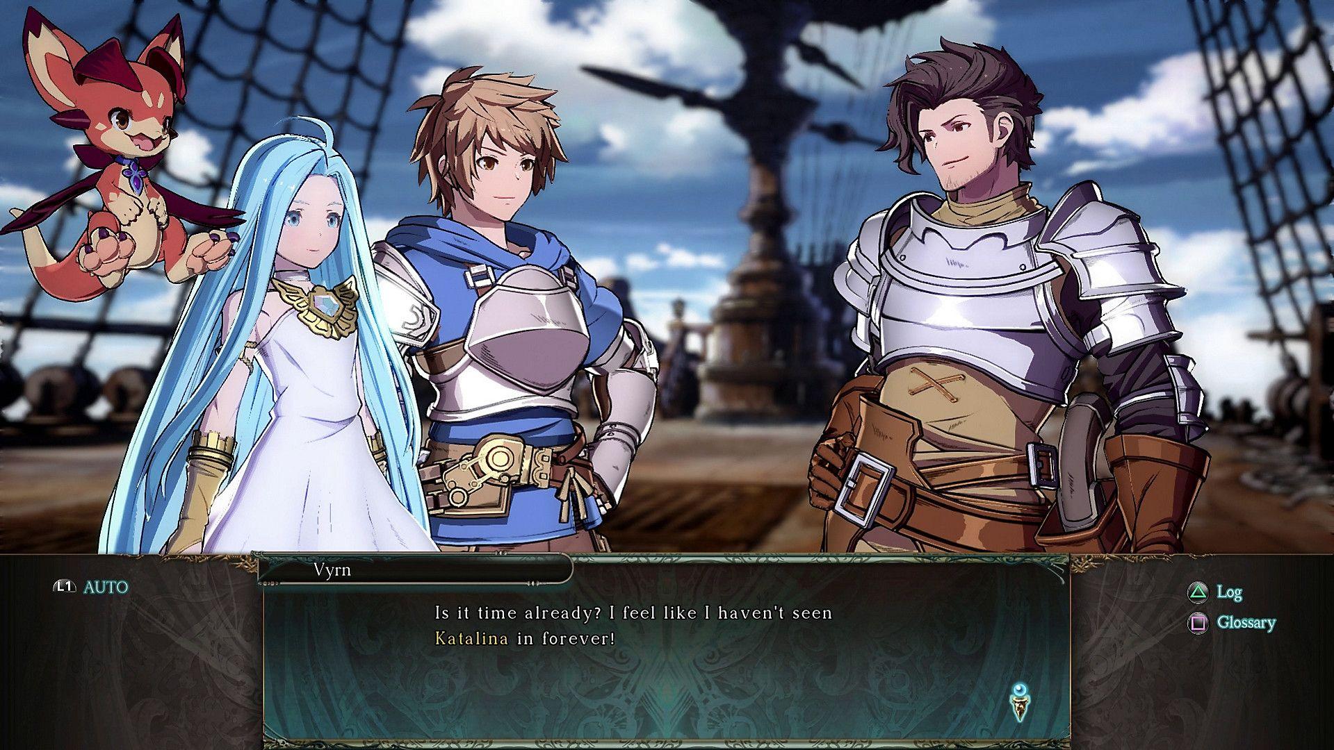 Granblue Fantasy Versus  (PS4) - 3