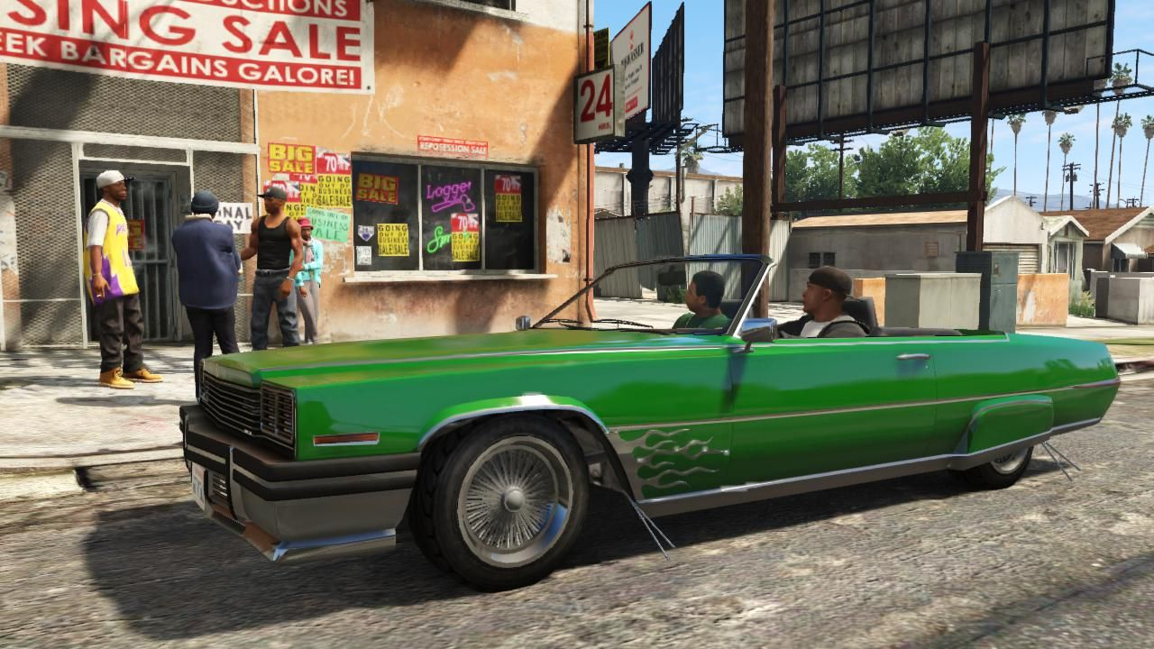 Grand Theft Auto V (Xbox One) - 25