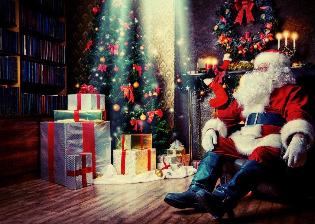 Пъзел Grafika от 1000 части - Дядо Коледа - 1
