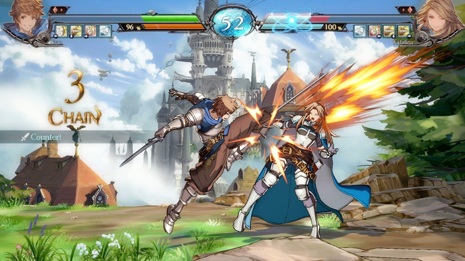 Granblue Fantasy Versus  (PS4) - 6
