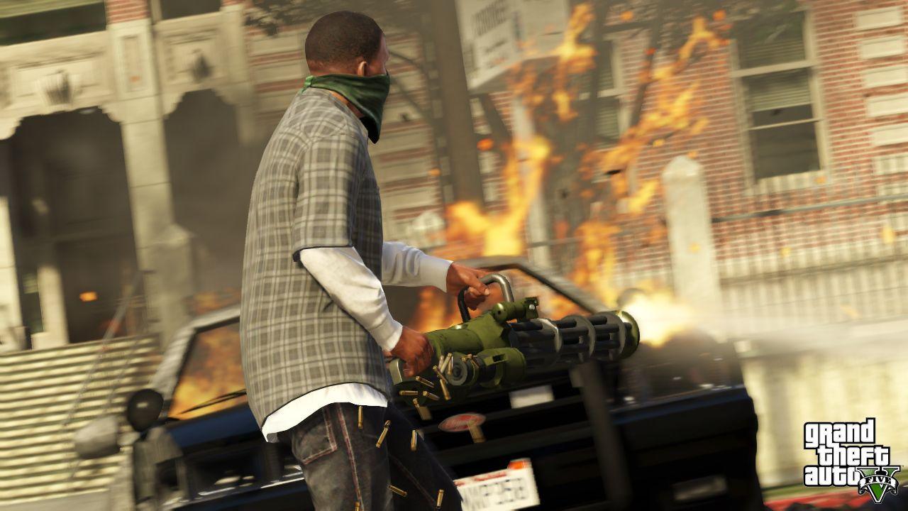 Grand Theft Auto V (PS3) - 6