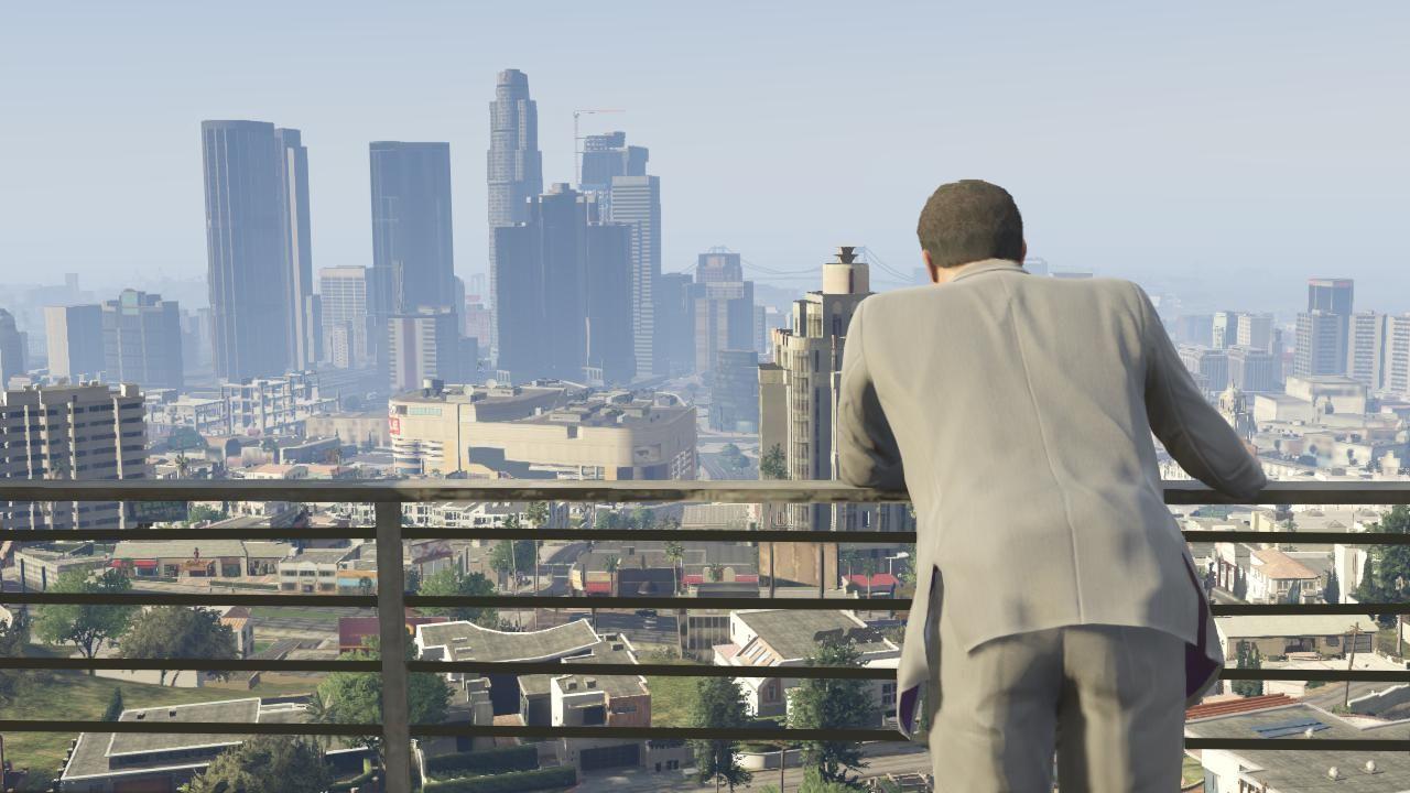 Grand Theft Auto V (PS4) - 13