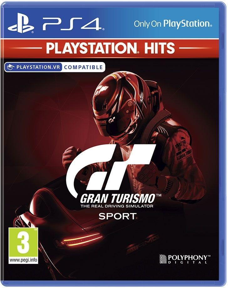 Gran Turismo Sport (PS4) - 1