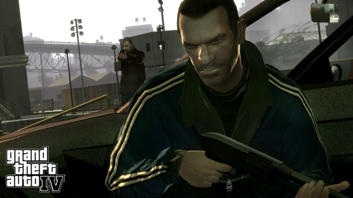 Grand Theft Auto IV (PS3) - 11