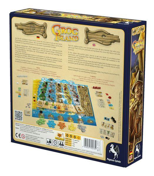 Настолна игра Grog Island - стратегическа - 3