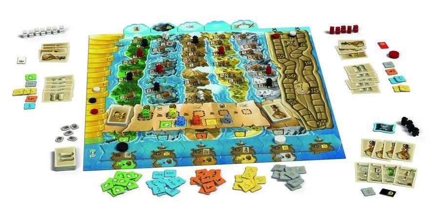 Настолна игра Grog Island - стратегическа - 2