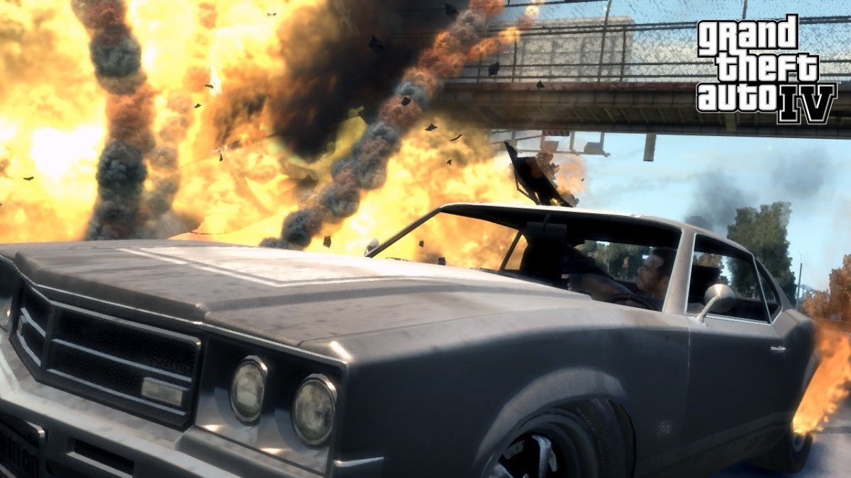 Grand Theft Auto IV (PS3) - 6