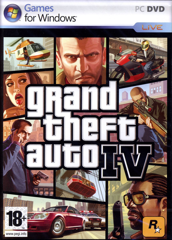 Grand Theft Auto IV (PC) - 1