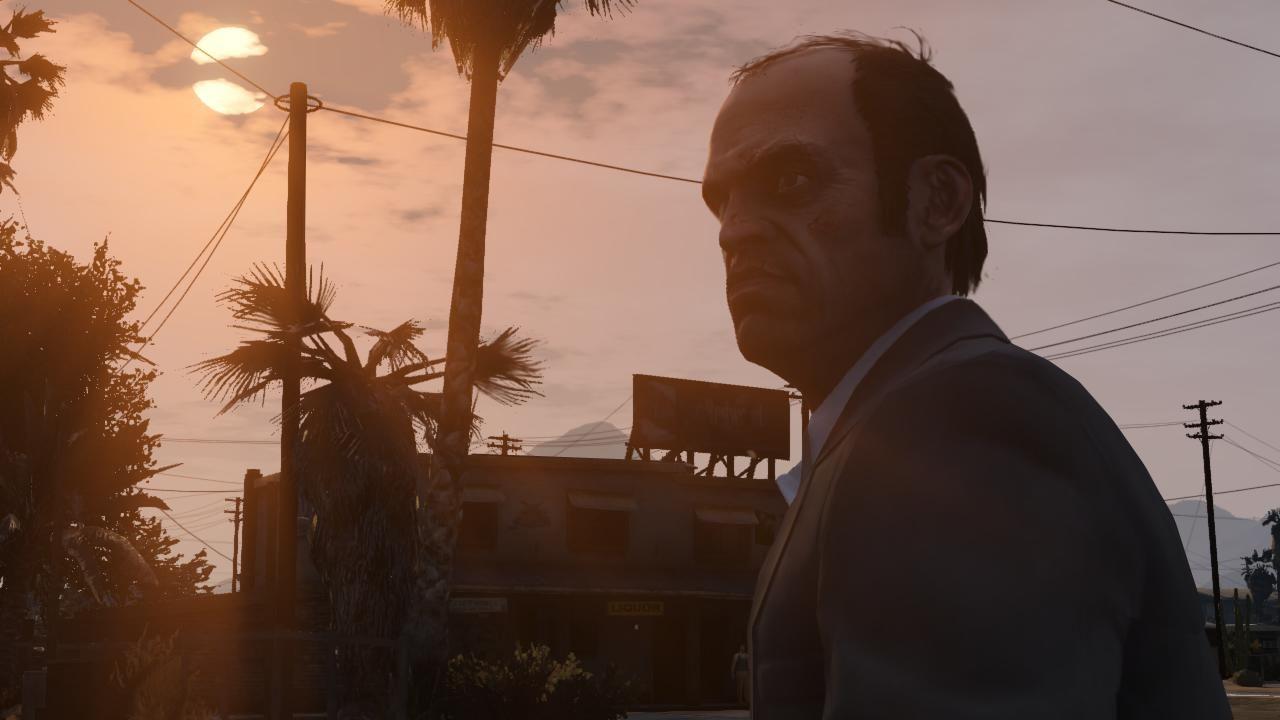 Grand Theft Auto V (PS4) - 9