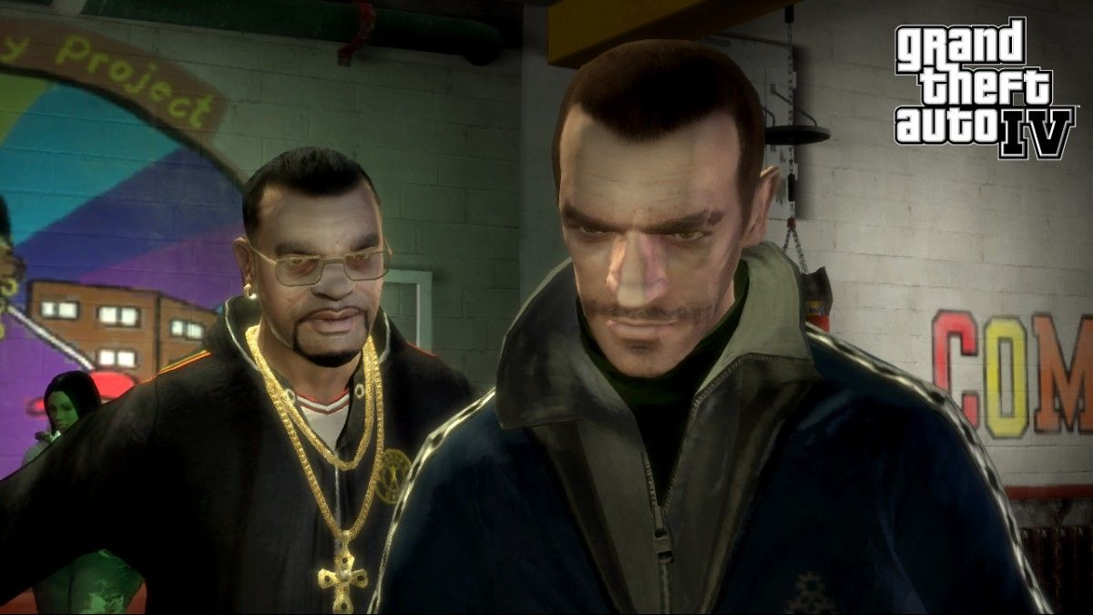 Grand Theft Auto IV (PS3) - 10