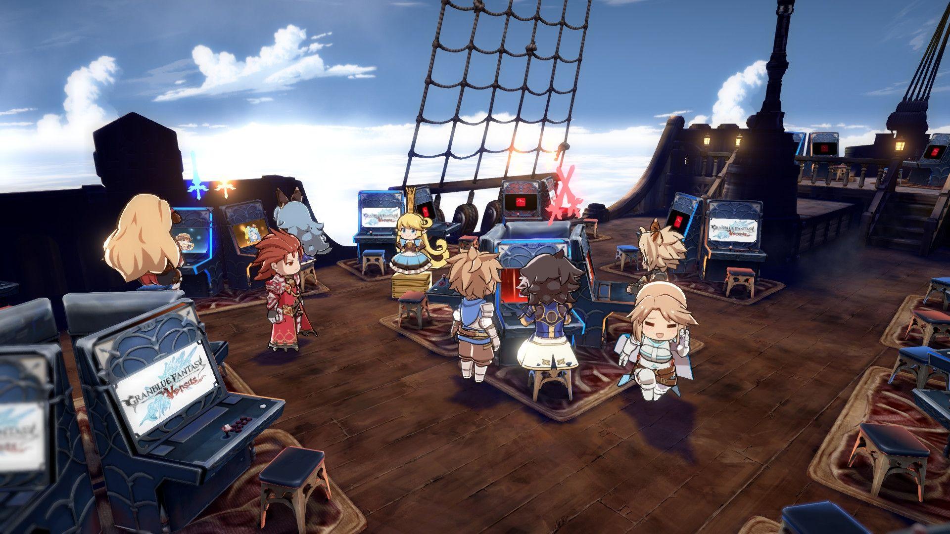 Granblue Fantasy Versus  (PS4) - 9
