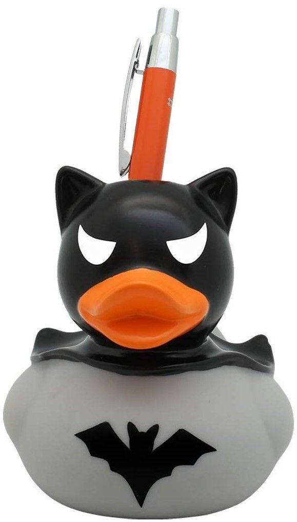 Гумено пате-поставка Lilalu - Dark Duck - 6