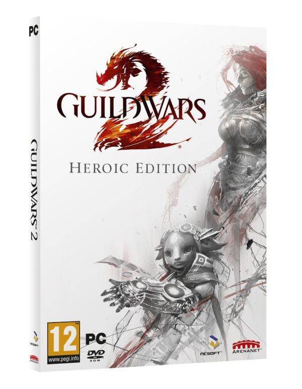 Guild Wars 2 Heroic Edition (PC) - 1