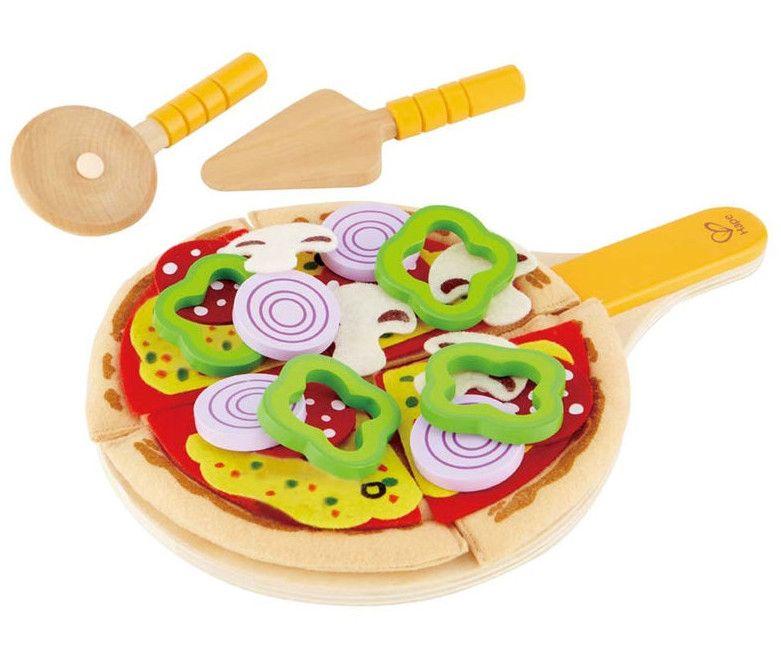 Игра Hape - Домашна пица - 1