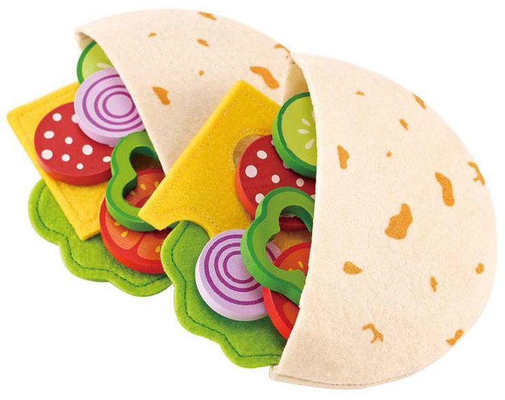 Игра Hape - Комплект сандвич - 5