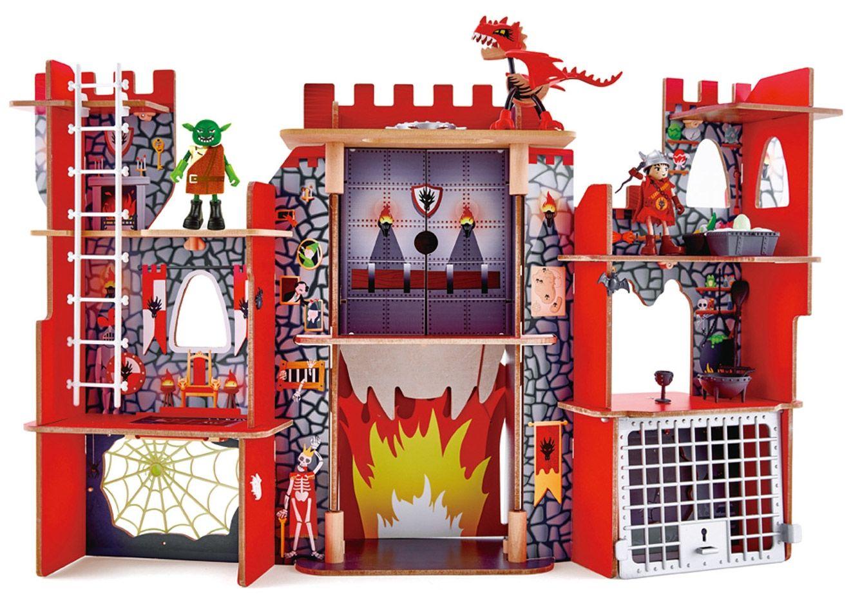 Игра Hape - Замъкът Викинг - 1