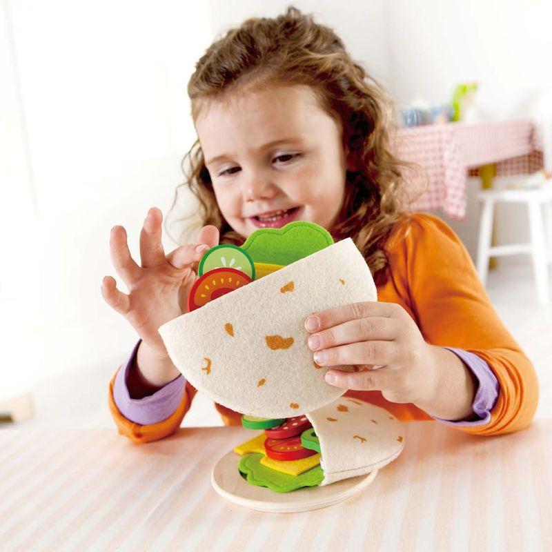 Игра Hape - Комплект сандвич - 4