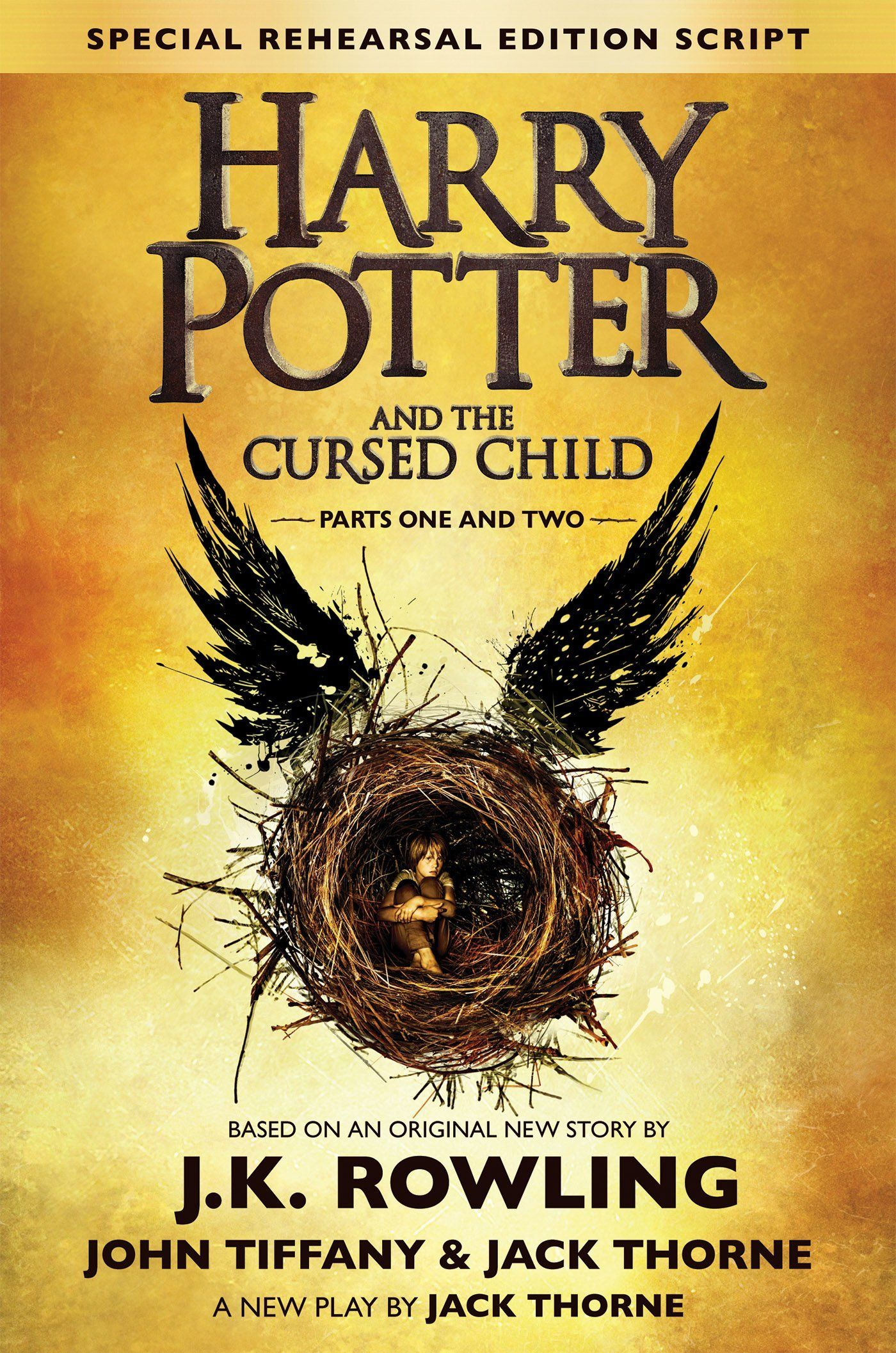 Harry Potter and the Cursed Child - parts 1 and 2 - 1