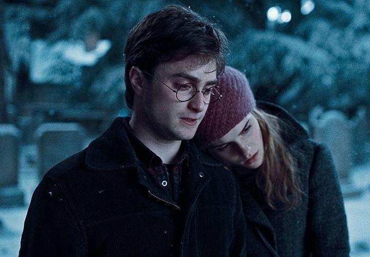 Хари Потър и Даровете на смъртта: Част 1 3D (Blu-Ray) - 2