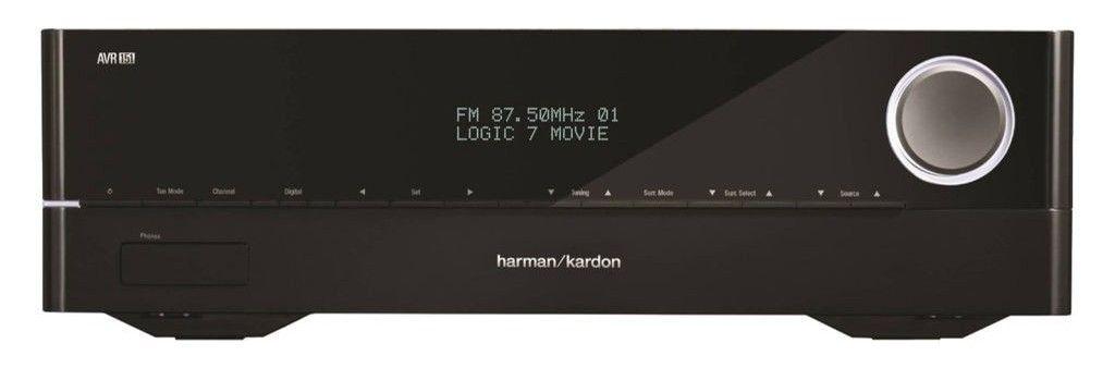 harman/kardon HKTS 9 BQ с AVR 151 ресивър - 6