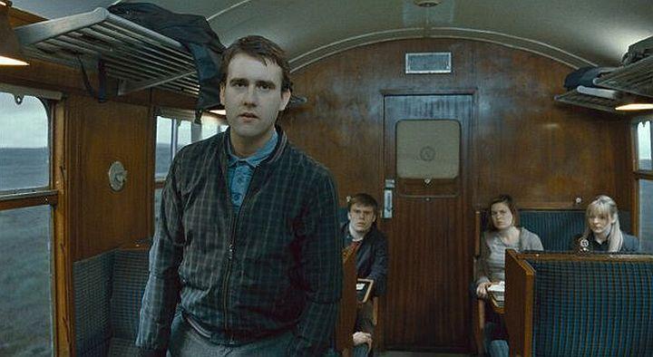 Хари Потър и Даровете на смъртта: Част 1 3D (Blu-Ray) - 5