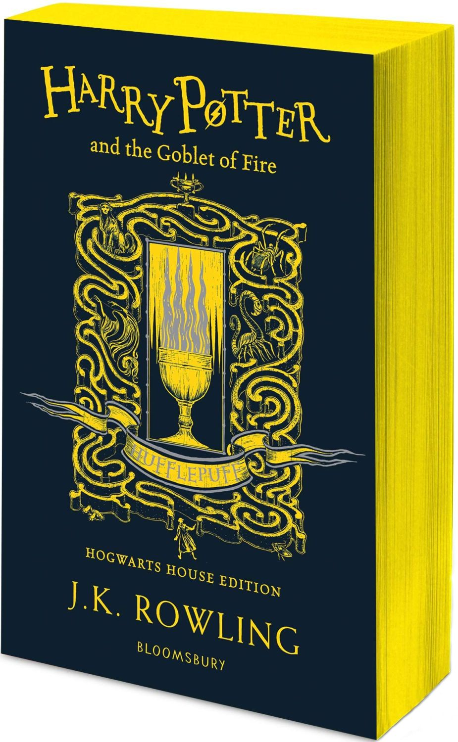 Harry Potter and the Goblet of Fire – Hufflepuff Edition - 1