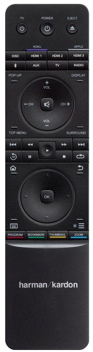 Аудио система harman/kardon BDS 380 - 2.1, черна + 3D Blu-ray плейър - 8