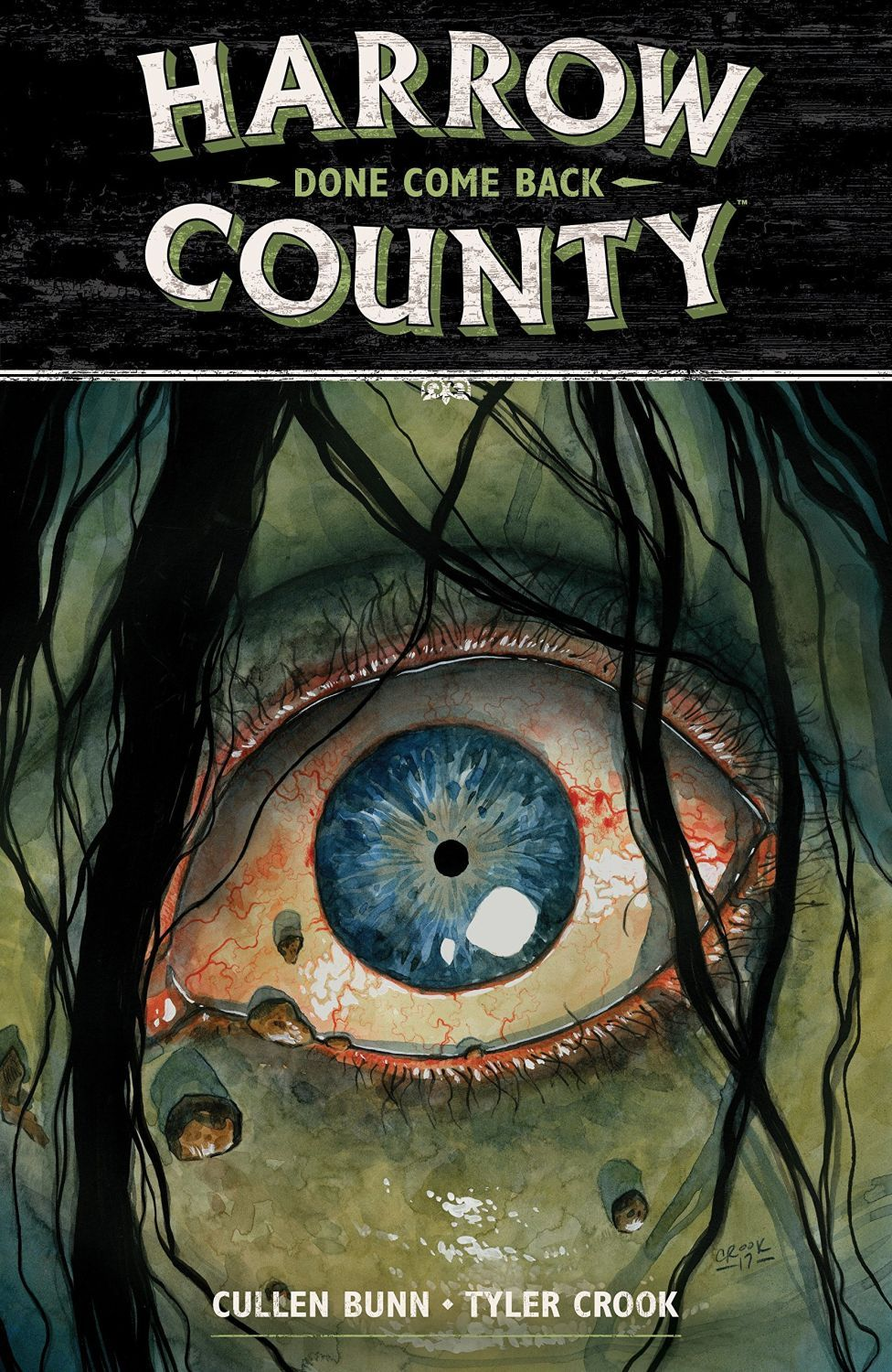 Harrow County Volume 8 Done Come Back - 1