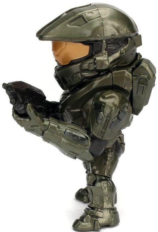 Фигура Metals Die Cast Halo - Master Chief, 10 cm - 2