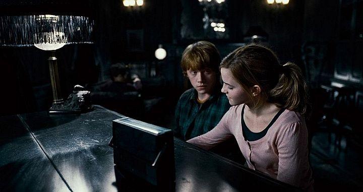 Хари Потър и Даровете на смъртта: Част 1 3D (Blu-Ray) - 8
