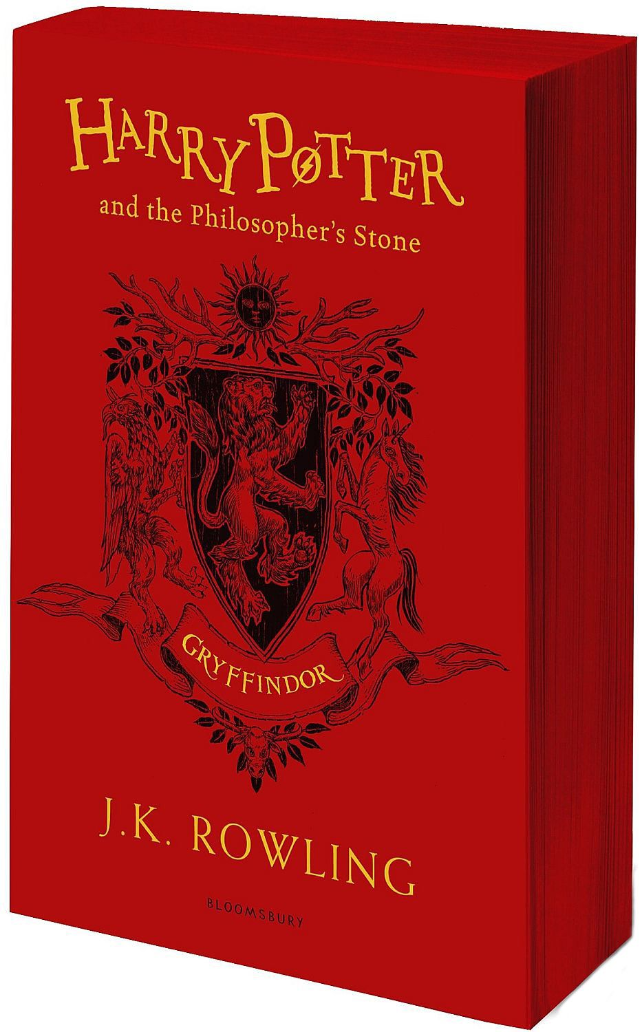 Harry Potter and the Philosopher's Stone - Gryffindor Edition - 1