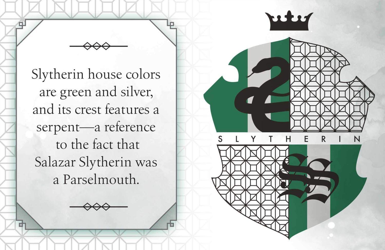 Harry Potter: Slytherin - 6