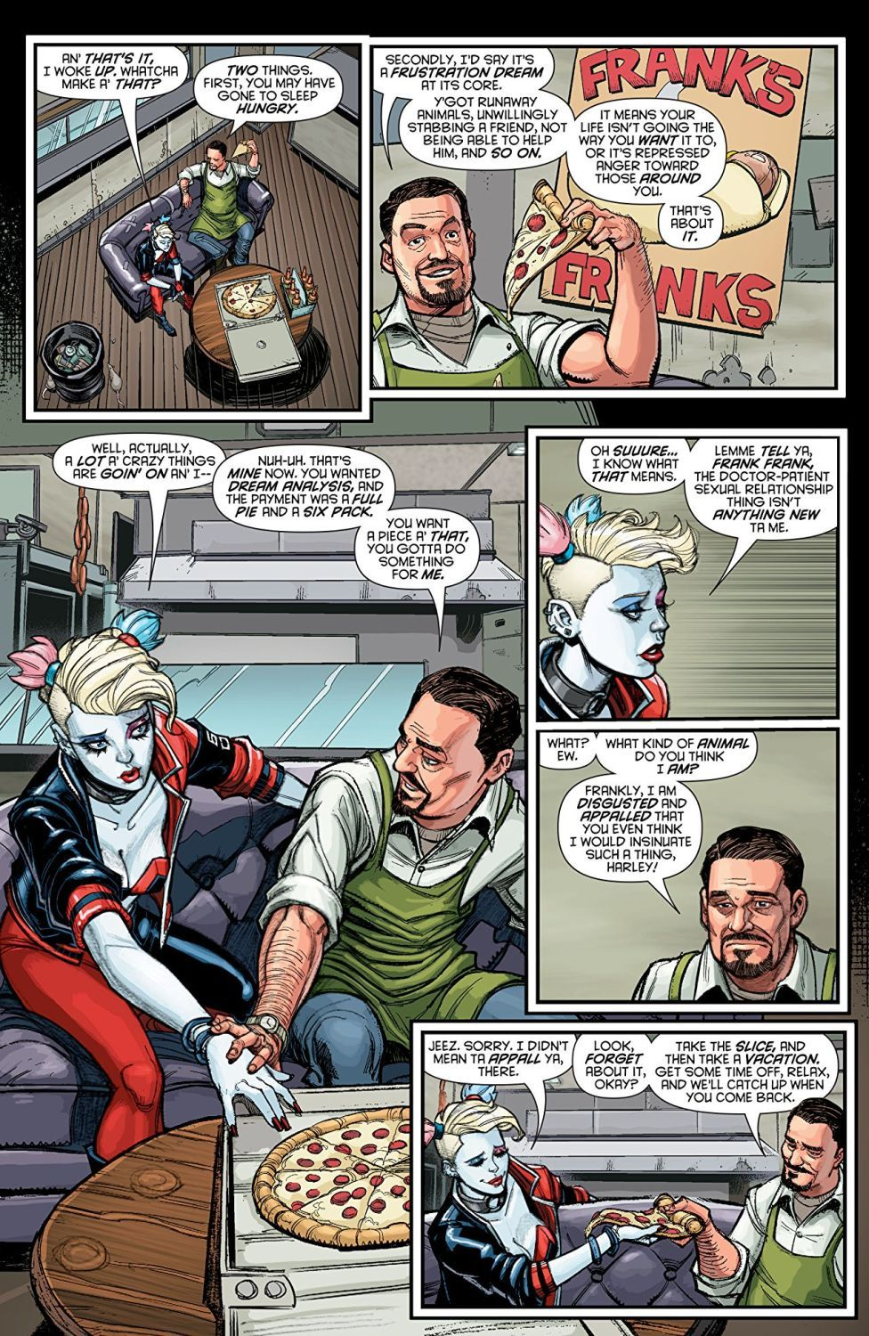 Harley Quinn Vol. 2 Joker Loves Harley (Rebirth) - 3