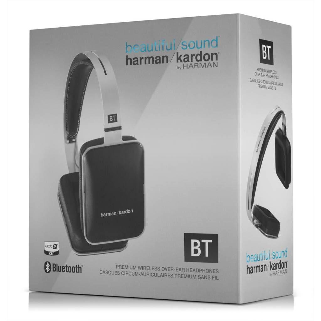 Слушалки harman/kardon BT - черни/сиви - 3