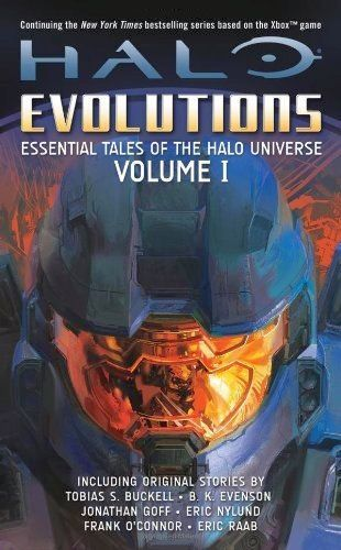 Halo: Evolutions Vol.1: Essential Tales of the Halo Universe - 1