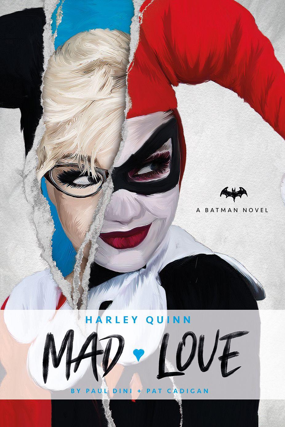 Harley Quinn: Mad Love (DC Comics Novel) - 1