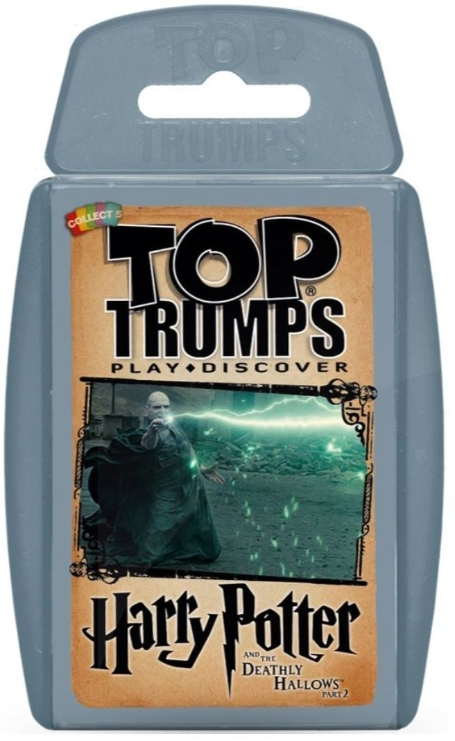 Игра с карти Top Trumps - Harry Potter and The Deathly Hallows Part 2 - 1