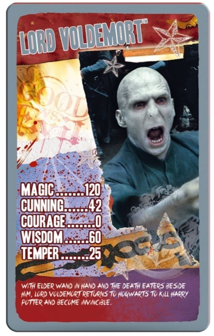 Игра с карти Top Trumps - Harry Potter and The Deathly Hallows Part 2 - 3