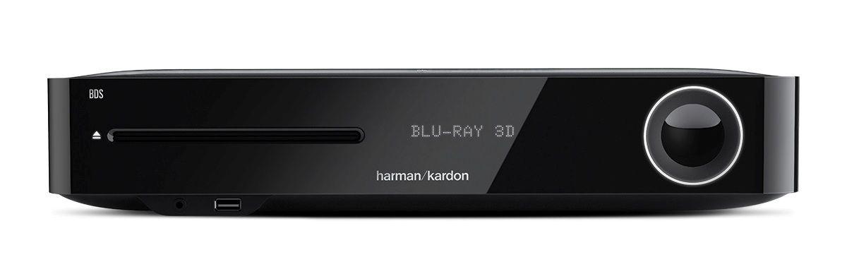 Аудио система harman/kardon BDS 380 - 2.1, черна + 3D Blu-ray плейър - 4