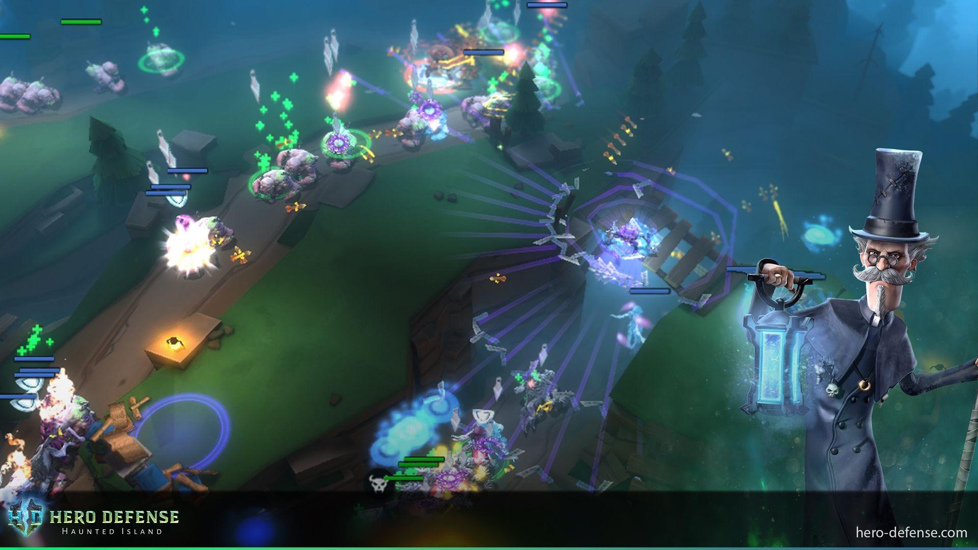 Hero Defense (PS4) - 6
