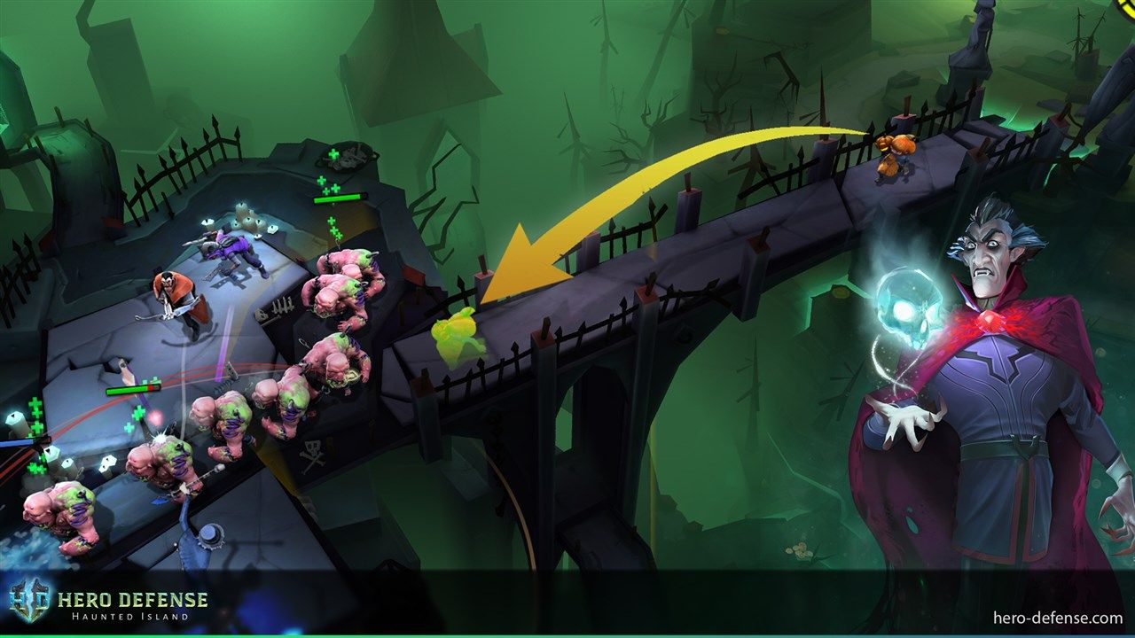 Hero Defense (PS4) - 3