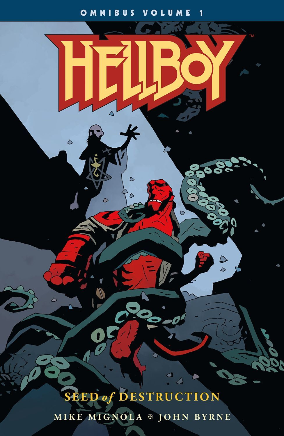 Hellboy Omnibus Volume 1 Seed of Destruction - 1