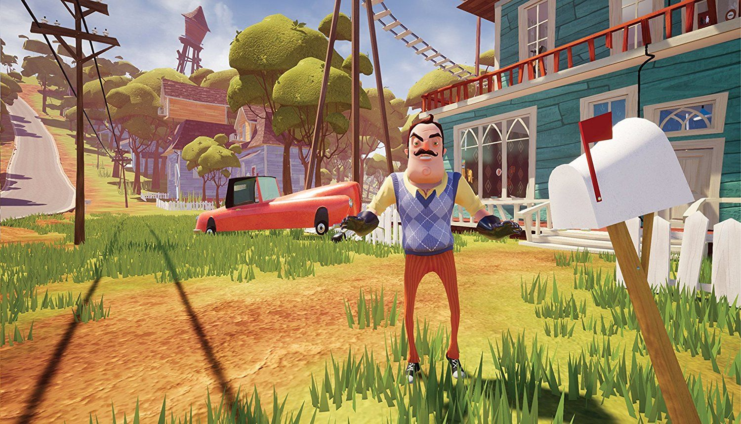 Hello Neighbor (PS4) - 8