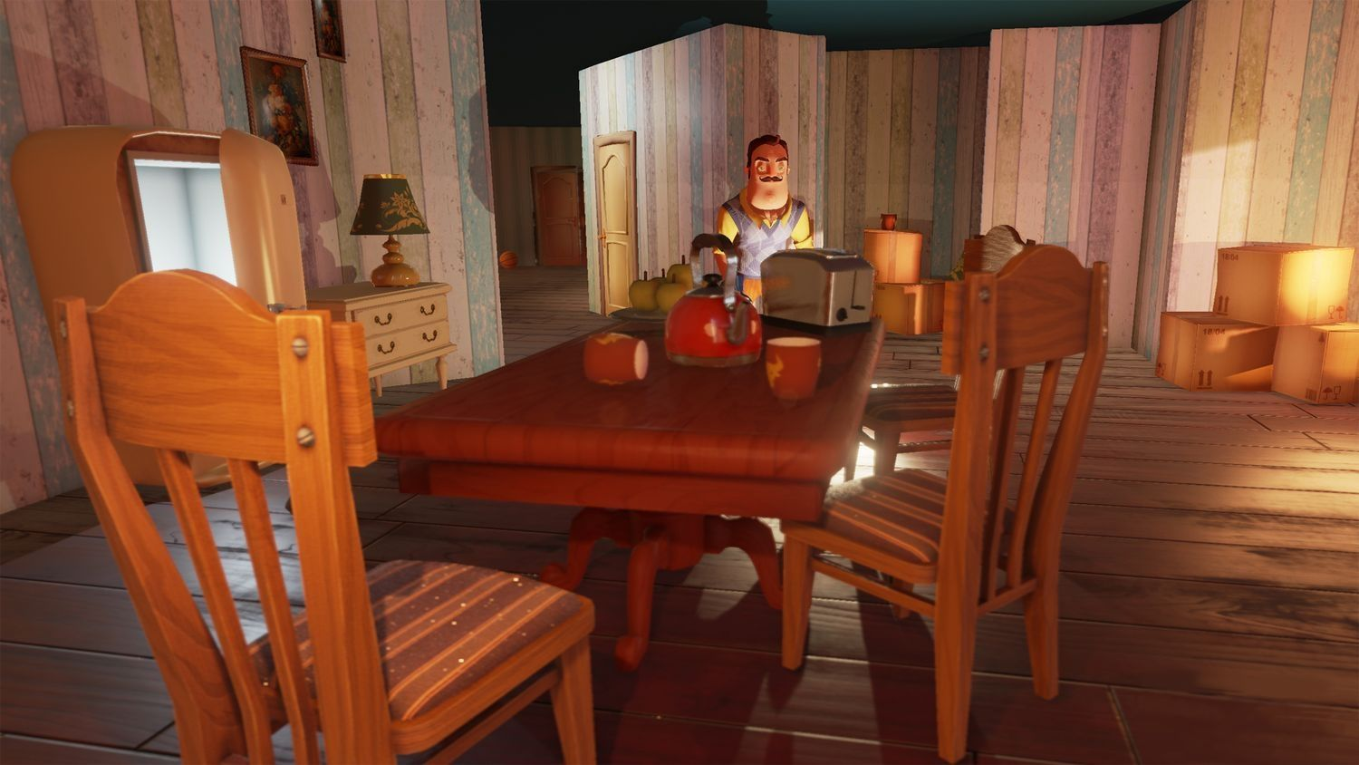 Hello Neighbor (PS4) - 4