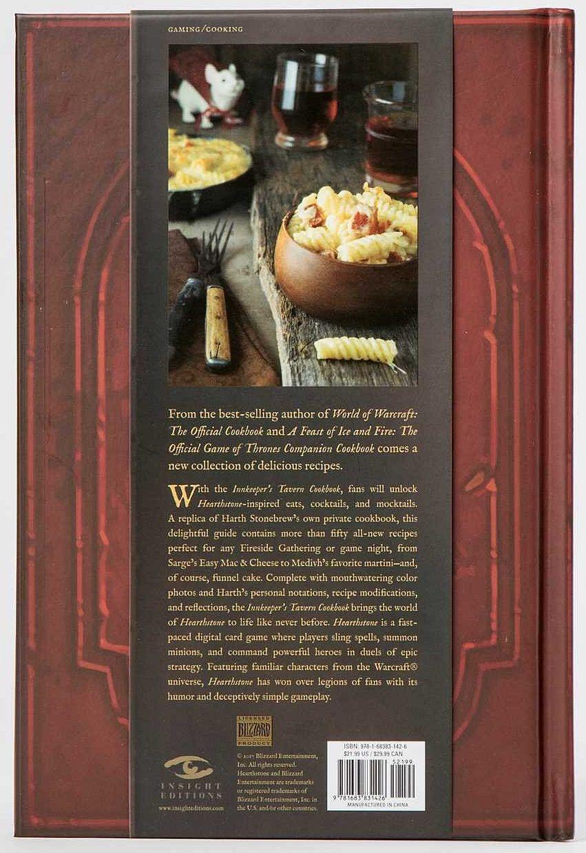 Hearthstone: Innkeeper's Tavern Cookbook (Hardcover) - 3