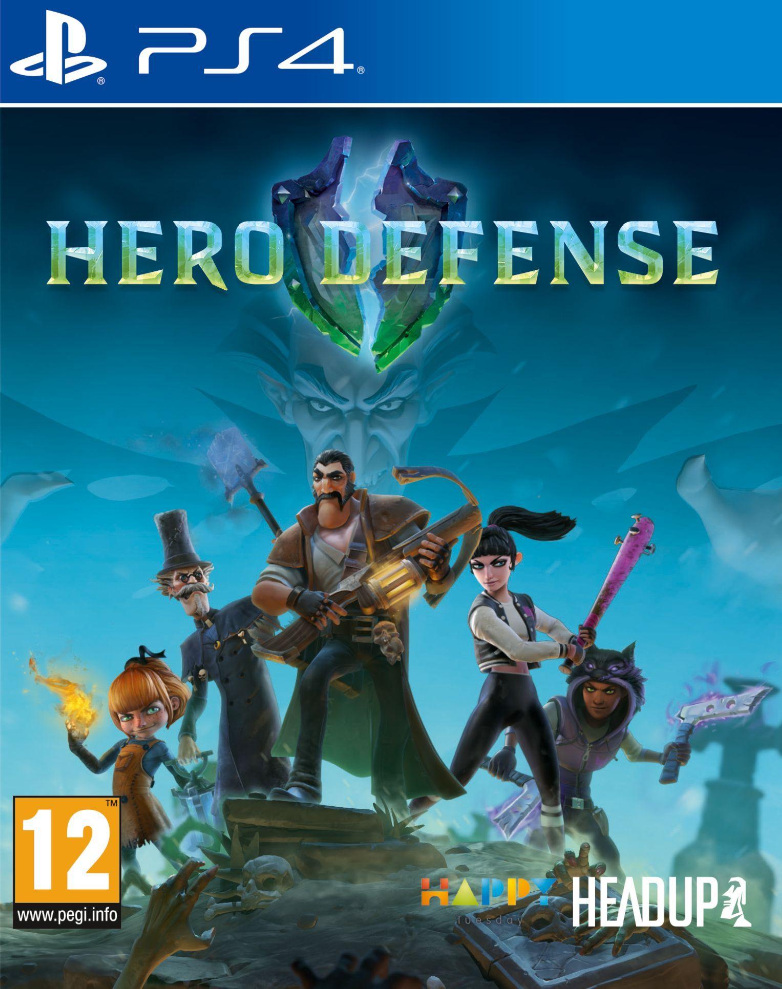 Hero Defense (PS4) - 1