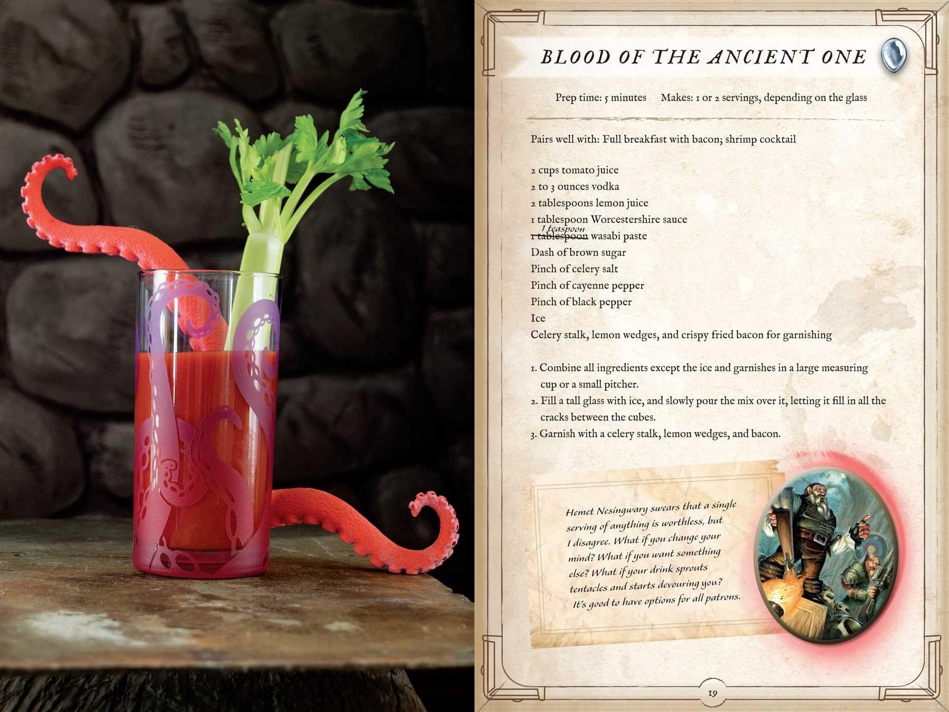 Hearthstone: Innkeeper's Tavern Cookbook (Hardcover) - 6