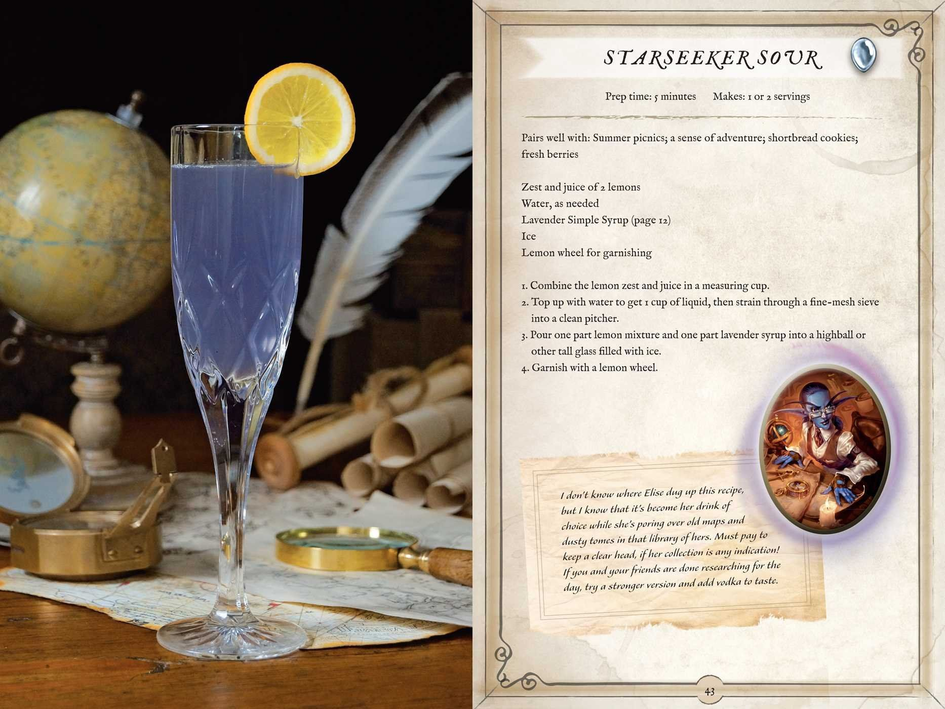 Hearthstone: Innkeeper's Tavern Cookbook (Hardcover) - 7