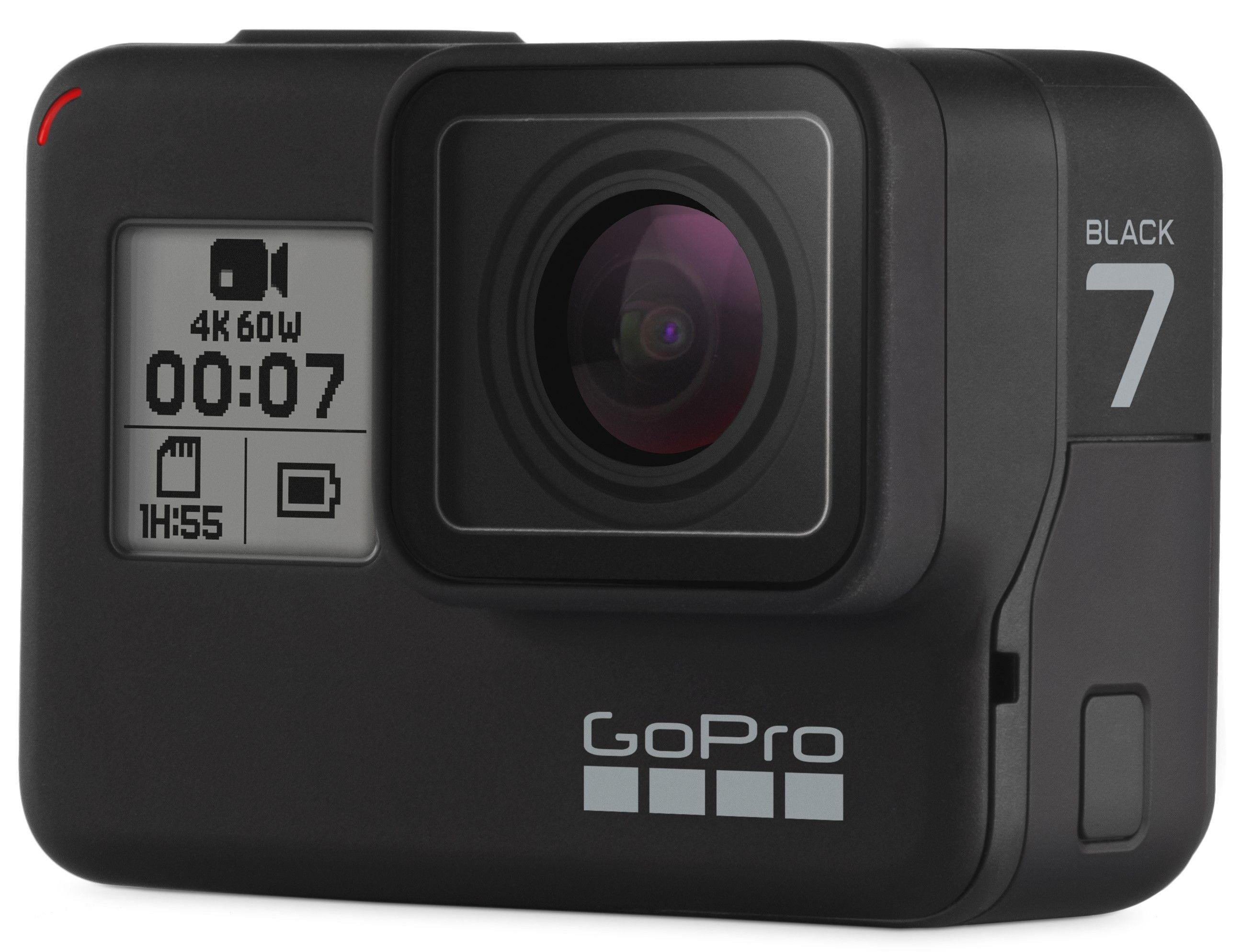 Спортна камера GoPro Hero7 - черна - 2