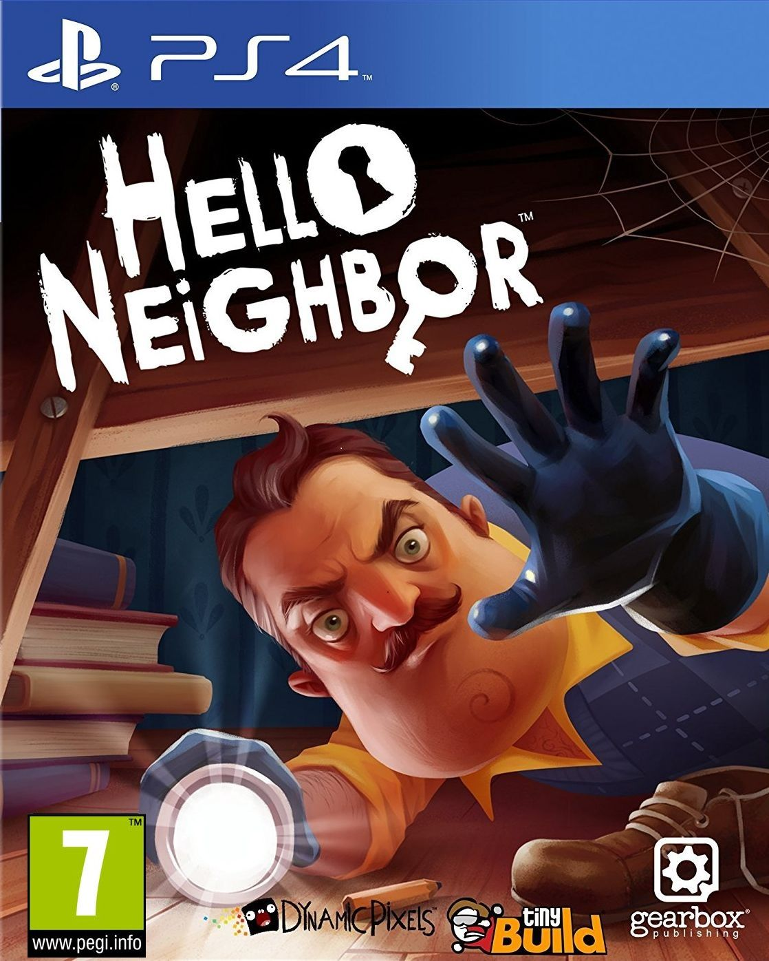 Hello Neighbor (PS4) - 1